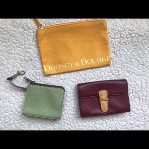 Dooney and Bourke Accessories Bundle!